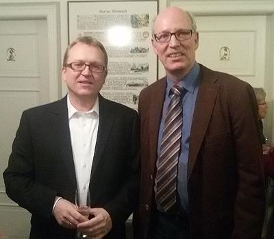 Oliver Reisberger, Ralf Johannesson