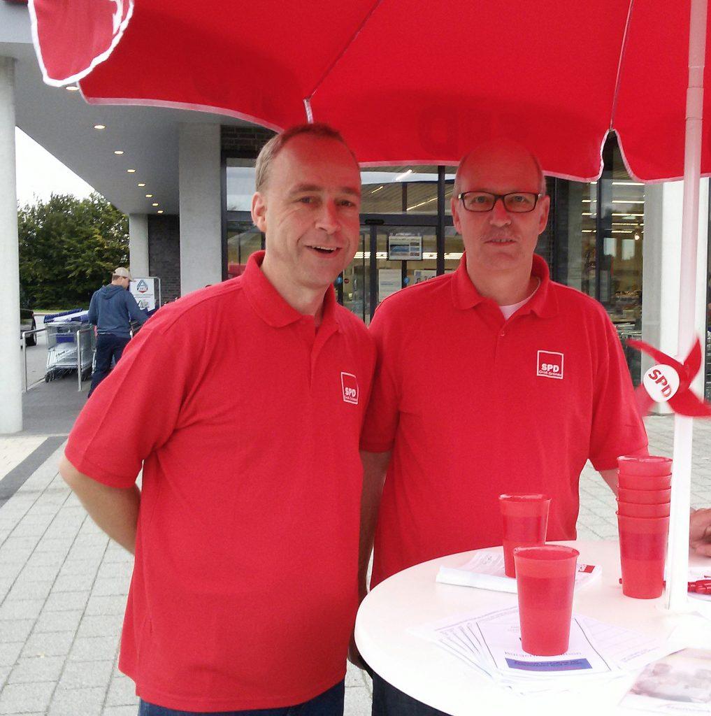 Ralf Christian Infostand-2